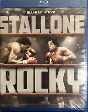 Rocky (Blu-Ray + Dvd) 1976 , Rated Pg