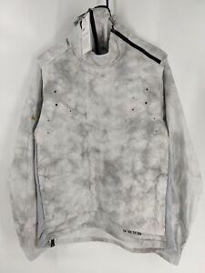 Size L Men's Nike Aeroloft Windrunner Running Jacket Vest Gray BV5699-043