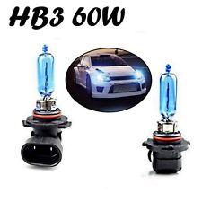 2x HB3 60W 12V P20d Jurmann Super Weiß Xenon Effekt Scheinwerfer Licht Birne