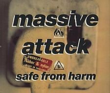 Massive Attack Safe from harm (1991) [Maxi-CD]