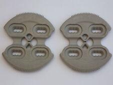 Nouveau burton snowboard re: flex 4 trous fixation-montage disques (gris)