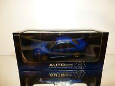 AUTOART 78642 SUBARU NEW AGE IMPREZA WRX STI RHD - 1:18 RARE - EXCELLENT IN BOX