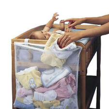 New Fashion Baby Bed Hanging Storage Bag Diaper Pocket for Cradle Bedding