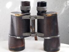 Rarità Zeiss binoctar 7x50 Binocolo, ricco per Marine 1930 per collezionisti
