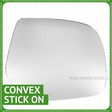 Right hand driver side for Ford Ranger 2007-2011 wing mirror glass