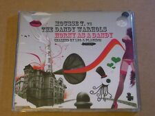 Mousse T. vs. The Dandy Warhols : Horny As A Dandy (Mashed By Loo & Placido) CD
