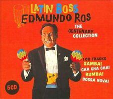 NEW Latin Boss: Centenary Collection (Audio CD)