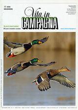 """PUBBLICITA' WERBUNG """" VITA IN CAMPAGNA - N°11 - 2009 """""""