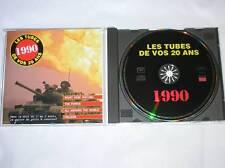 CD / LES TUBES DE VOS 20 ANS 1990 / EXCELLENT ETAT