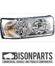 +DAF CF85 FRONT HEADLAMP / HEADLIGHT GLASS ONLY! FITS BOTH SIDE RH OR LH DAF505