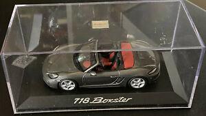 Minichamps 1/43 Porsche 718 Boxster neuve en boîte