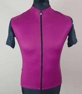 Assos Offroad XC Racing Cycling Jersey Women's Size XL MTB Full-Zip Bike Shirt