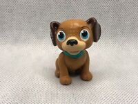 """Disney Doc McStuffins Findo Brown Dog Toy Figurine Figure 2.75"""" Replacement"""