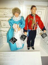 Peggy Nisbet 3 Doll Set, Royal Baby Boy Commemorative Set by House of Nesbit MIB