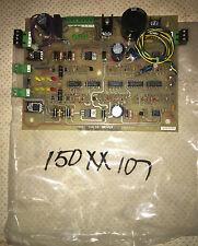 VALCO 150XX107 PC BOARD 150XX107 REV. A