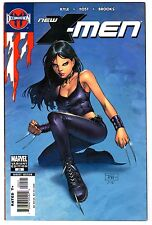 New X-men 20 (2006) VF condition Billy Tan X-23 Variant Cover