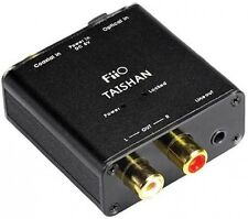 FiiO D3 (D03K) Digital To Analog Audio Converter - 192kHz/24bit Optical And DAC