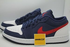 AIR JORDAN 1 LOW USA CZ8454-400 MENS
