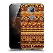 Cover e custodie giallo Per Huawei Honor 6, con motivo, stampa per cellulari e palmari