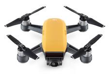 *New* DJI Spark mini drone camera quadcopter fpv hd 720p 1080p 12MP yellow