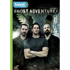 Ghost Adventures TV Series Complete Season 5 DVD NEW!