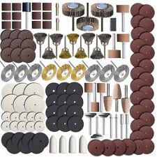 145 Piece Rotary Tool Accessory Set - Fits Dremel - Grinding, Sanding, Polishing