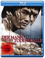 BRUCE LEE - Der Mann mit der Dragon - 40TH ANNIVERSARY EDIZIONE BLU-RAY NUOVO