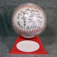 BASEBALL~ 1983 PHILADELPHIA PHILLIES ~ WITH PLAYER NAMES