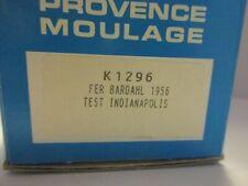 PROVENCE MOULAGE 1/43 FERRARI BARDAHL 1956 TEST INDIANAPOLIS KIT K 1296