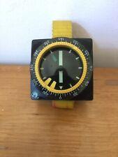 Dive Compass Vintage Retro 80's Collectable