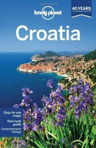 Lonely Planet Croatia (Travel Guide)-Lonely Planet, Anja Mutic, Vesna Maric
