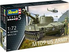 Revell Level 5: M109 US Army 1:72