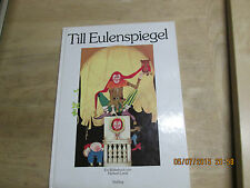 Till Eulenspiegel, Bilderbuch, Herbert Lentz, 1. Auflage, Stalling, 1980