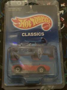 Hot Wheels Vintage 1988 Classic Cobra