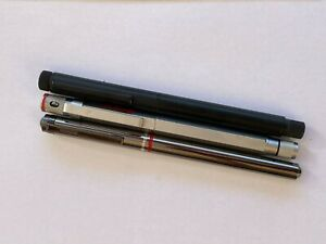 Rotring fountain pen lots of 3