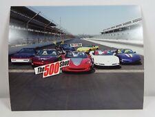"""Indianapolis 500 7 Chevrolet Corvette Pace Car 8"""" x 10"""" Photo"""
