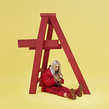 Billie Eilish Dont Smile at Me LP Vinyl US Interscope 2017 8 Track Mini-album
