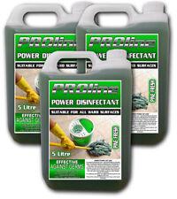 PROline Pine Power Disinfectant 3x5 ltr Bottles (15ltrs)