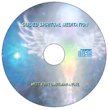 GUIDED MEDITATION CONNECT TO YOUR GUARDIAN ANGEL CD SPIRITUAL HEALING