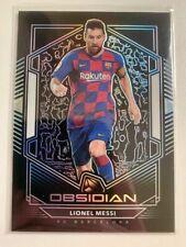 2019-20 Panini Obsidian #30 Lionel Messi /165