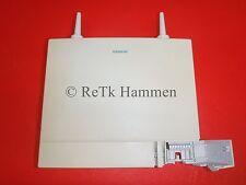Siemens Hipath BS 2/2 DECT Basisstation cordless Sender Re_MSt Octopus BS2 BS2/2