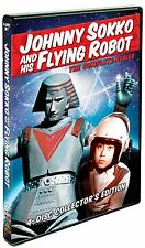 Johnny Sokko and His Flying Robot Series Complete DVD Set Collection Episode Lot