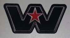 WESTERN STAR TRUCK  PATCH  Trucker / Biker patch Sew/Iron on   5 x 2.25 inches