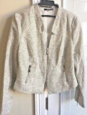 A.n.a. Approach Women's Zipper Blazer Jacket Coat Size XL