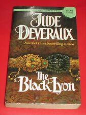 msm SALE : JUDE DEVERAUX ~ THE BLACK LYON