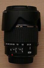 obiettivo (CANON) Tamron AF 28-300mm F/3,5-6,3 XR Di (VC) LD ___ FF e APSC _