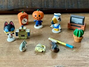 Animal Crossing | Mori o Tsukurou! Figures | Gulliver Jack Punchy | Takara 2003
