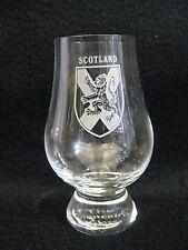 Glencairn cristallo Calice da degustazione WHISKY-Leone rampante & Decusse
