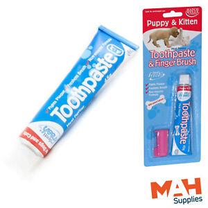 Hatchwell Dentifresh Dog Toothpaste Cat Toothpaste 45g Puppy Kitten or Adult Set