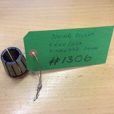 Spring Collet ER40 / ESX 24mm